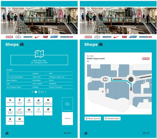 Kompas At The Euroshop Kompas Software Com