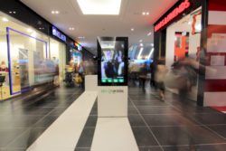 Digital Signage in shoppings malls